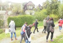 Prehliadka obce Lačnov